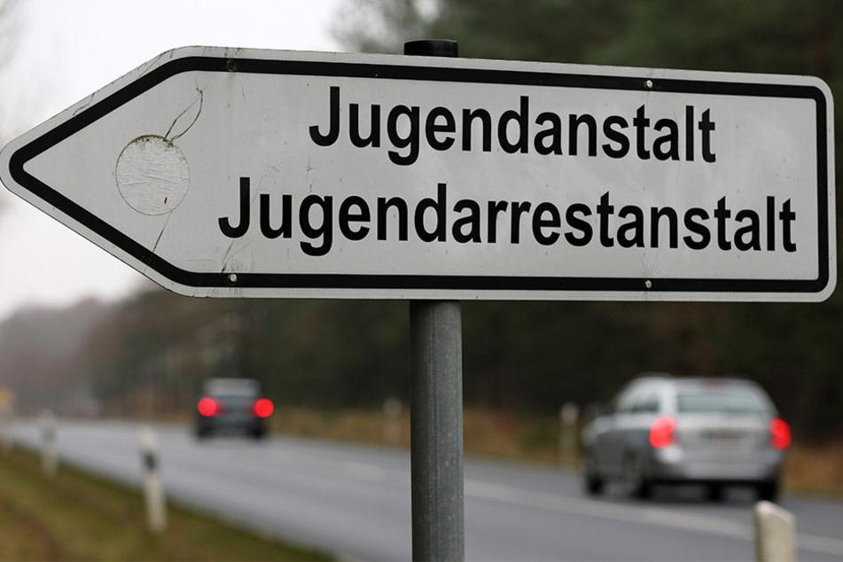 Die absoluten Zahlen zeigen einen rasanten Anstieg der Kinder- und Jugendkriminalität in Leipzig (Symbolbild).