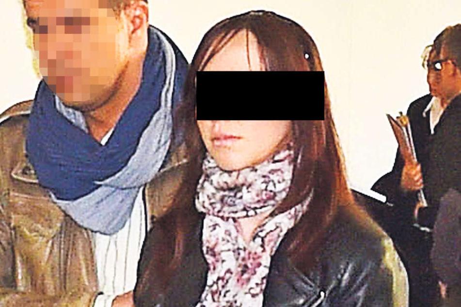 Um ihre Ehe zu retten, erfand Jacqueline S. (29) zwei Sex-Übergriffe.