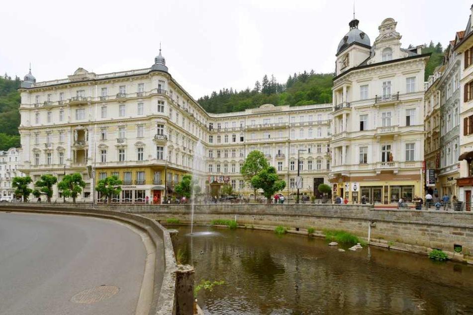 Ab 2019 kann man von Chemnitz bis nach Karlsbad (F., Grandhotel Pupp) radeln.