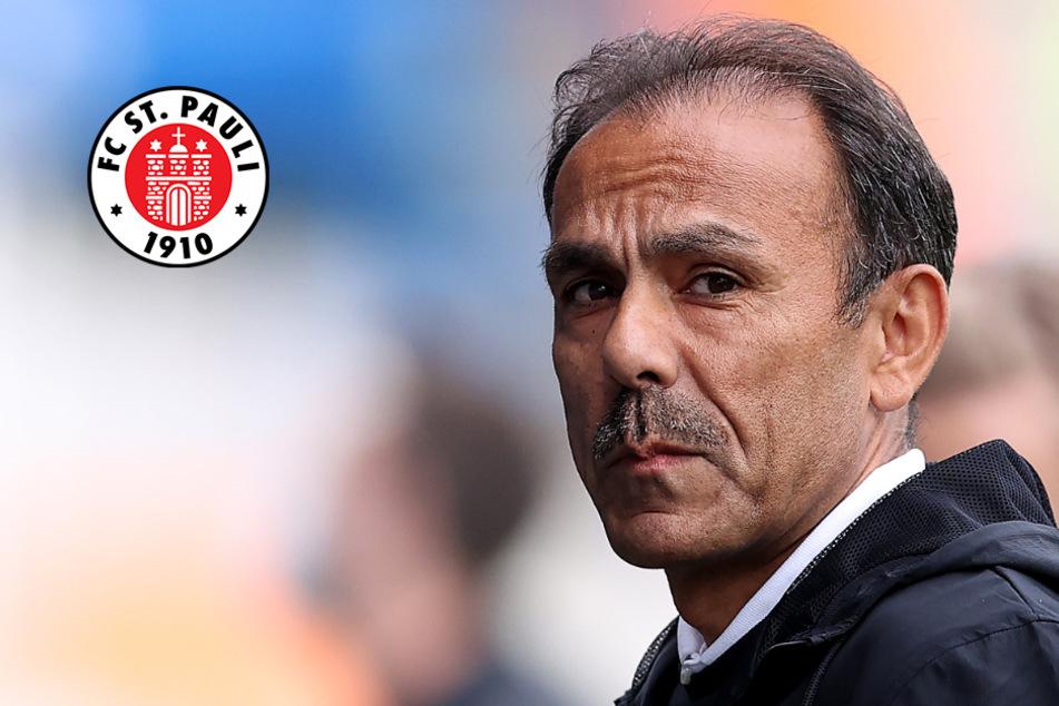 St. Pauli-Trainer Luhukay gibt hohes Ziel für Saisonende aus
