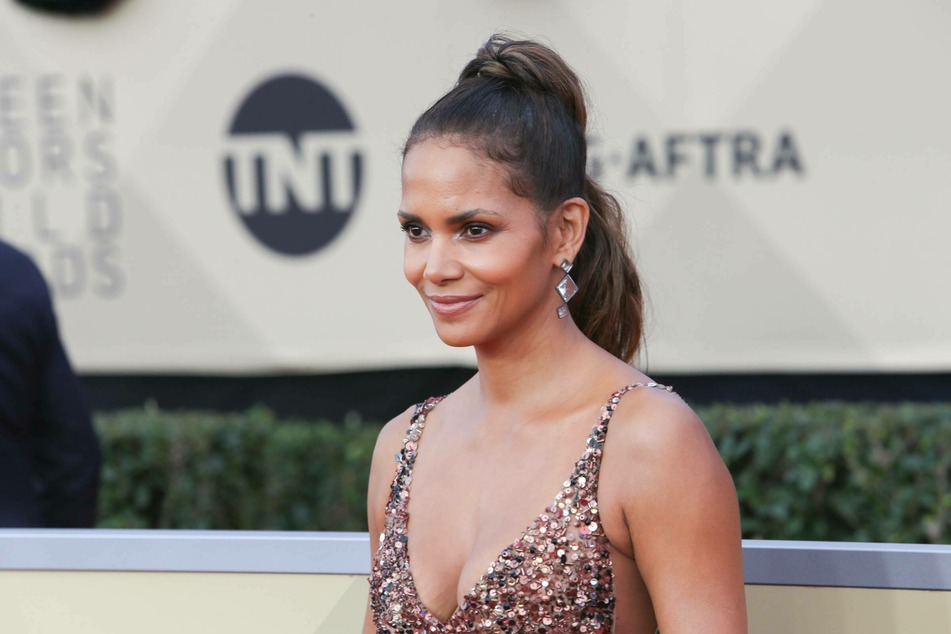 Halle Berry's outfits are always spectacular.