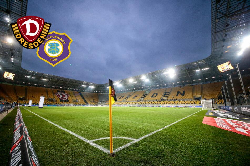 Trotz Coronavirus: Sachsenderby Dynamo gegen Aue mit Fans - Stand jetzt!