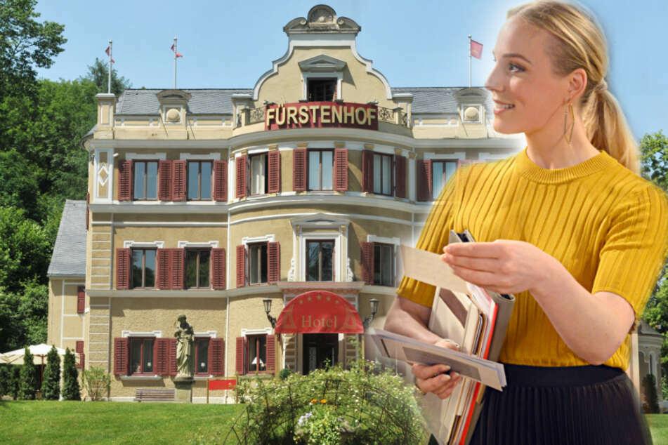Als Desirée Bramigk sorgte Louisa van Spies für ordentlich Ärger am Fürstenhof.