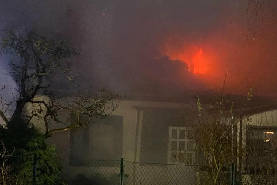Feuer in Brandenburg: 89-Jährige verliert kurz vor Weihnachten ihr Zuhause