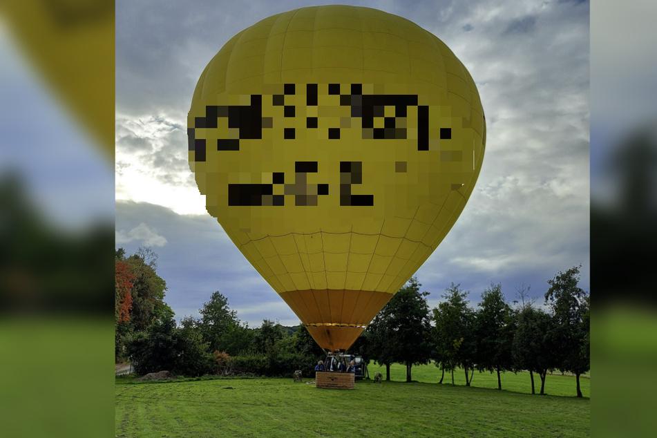 Der Ballon, den Bauer R. einst überfuhr, ist wieder im Einsatz - sicher, stabil und geprüft.