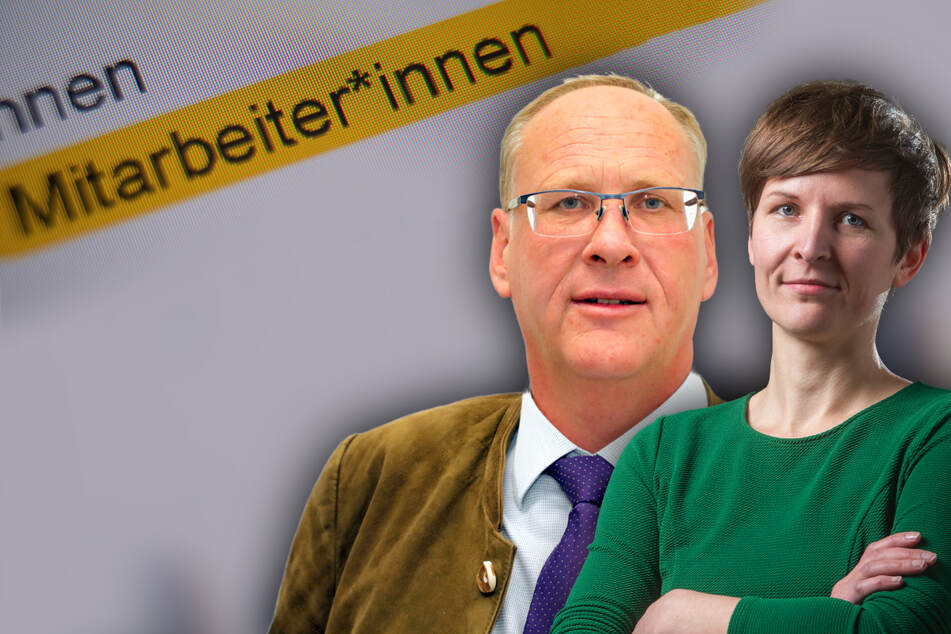 Stadtrat streitet um gendergerechte Sprache: Gibt's bald nur noch Chemnitzer*innen?