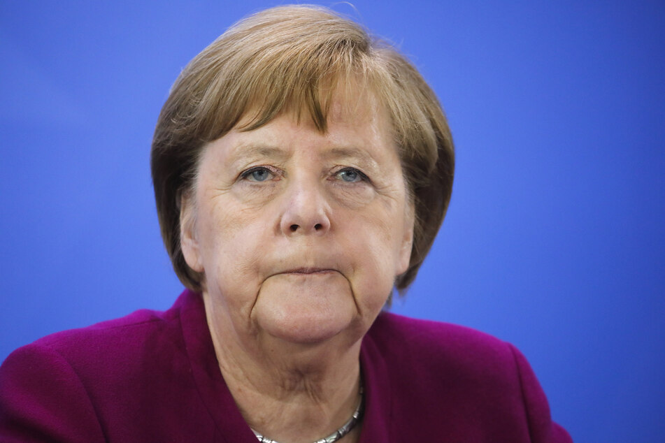 Angela Merkel (CDU) hat am Mittwoch in einer Videokonferenz mit den ostdeutschen Regierungschefs gesprochen.