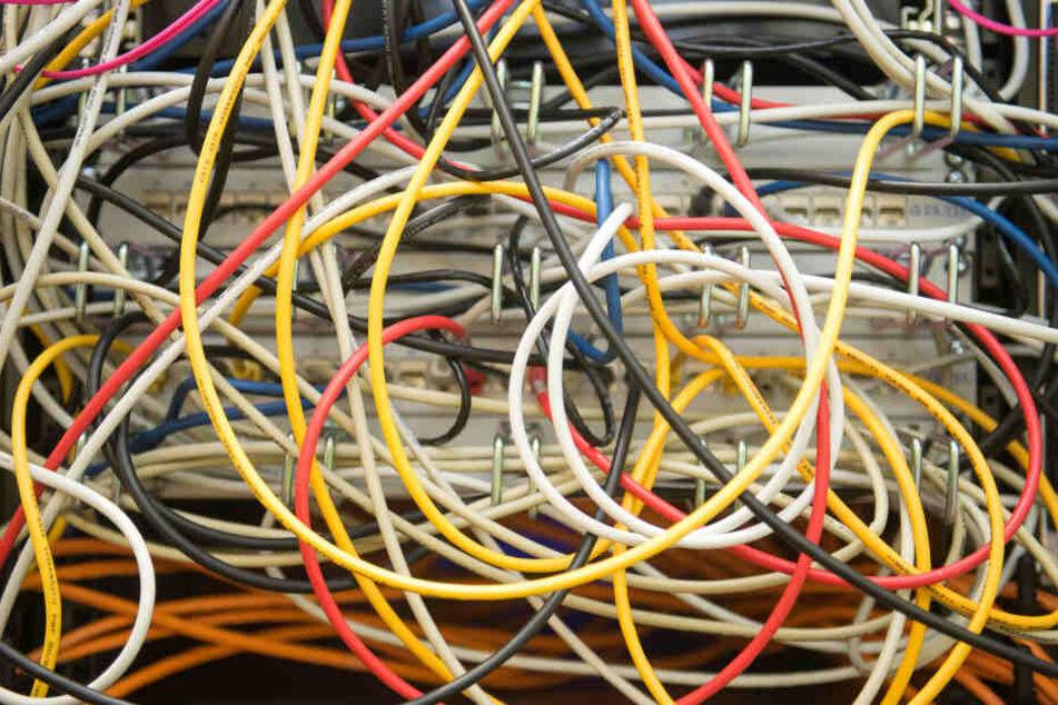 Wegen Kabelschaden: Haushalte ohne Internet und Telefon