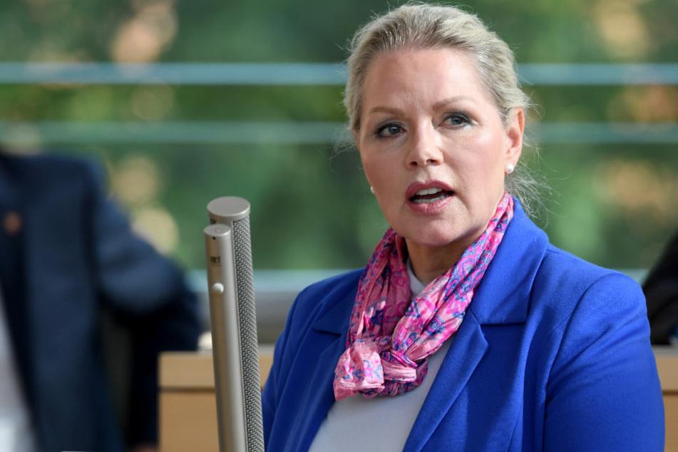 """""""AfD lässt Maske fallen"""": Scharfe Kritik an Sayn-Wittgenstein"""