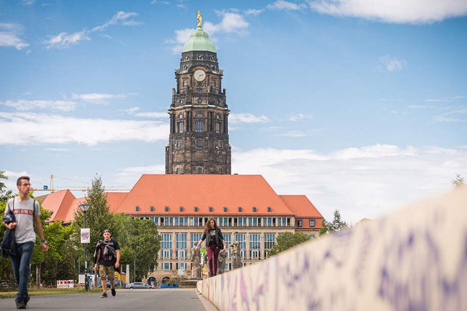 Die Stadtverwaltung Dresden bietet derzeit jede Menge Jobs auf ihrer Homepage an.