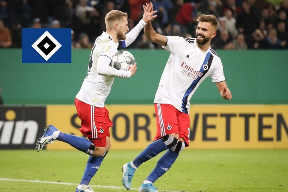 HSV geht ohne stärkste Elf in den Kampf um die Tabellenspitze!