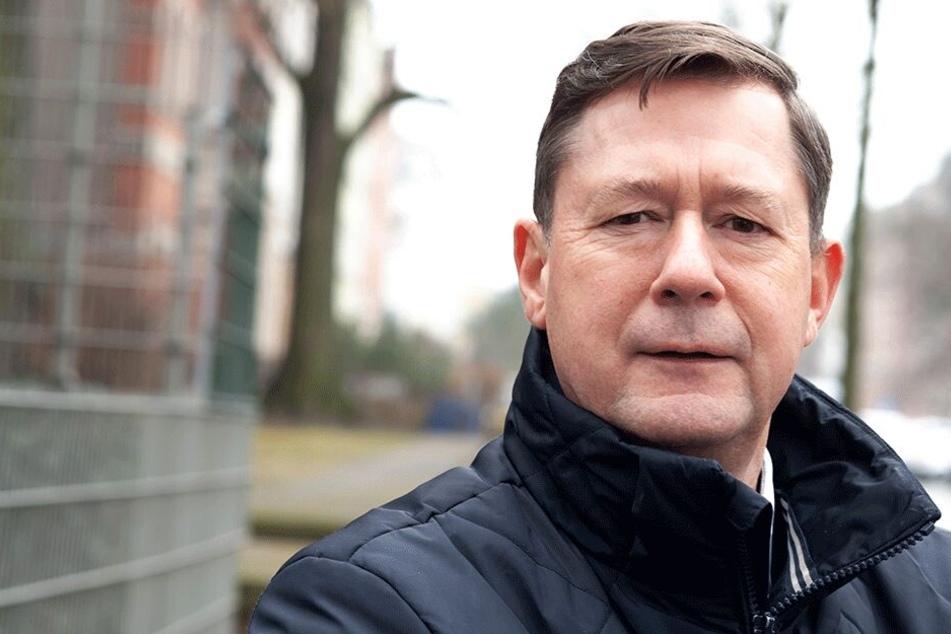 Stadtrat Andreas Schmalfuß (52, parteilos) zwang die Stadt per Anwalt zur Auskunft.