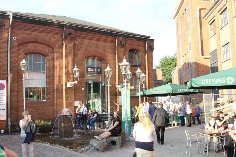 Einlass für die Museumsnacht ist um 18 Uhr bei der DREWAG im KraftWerk..