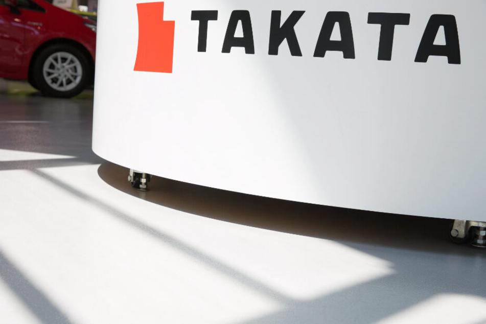 Die Airbags stammen von der mittlerweile insolventen japanischen Firma Takata.