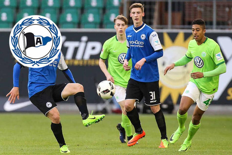 U19-Kapitän Henri Weigelt unterschreibt DSC-Profivertrag