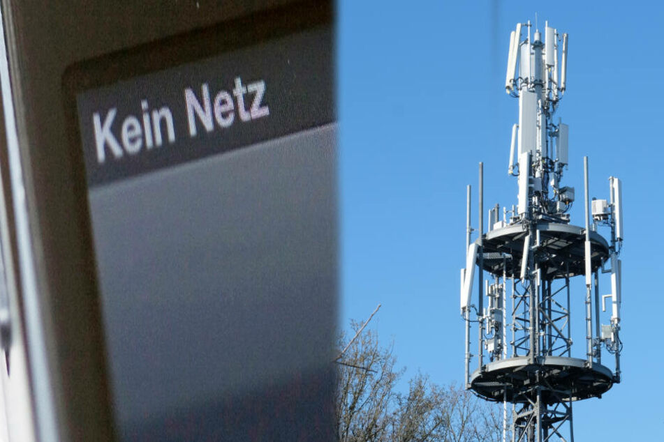 Kein Netz? Mobilfunk-Abdeckung im Südwesten besonders schlecht
