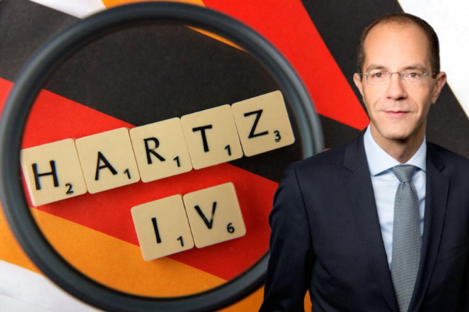 Der Berliner CDU-Politiker Christian Gräff will vielen Hartz-IV-Empfängern ans Geld
