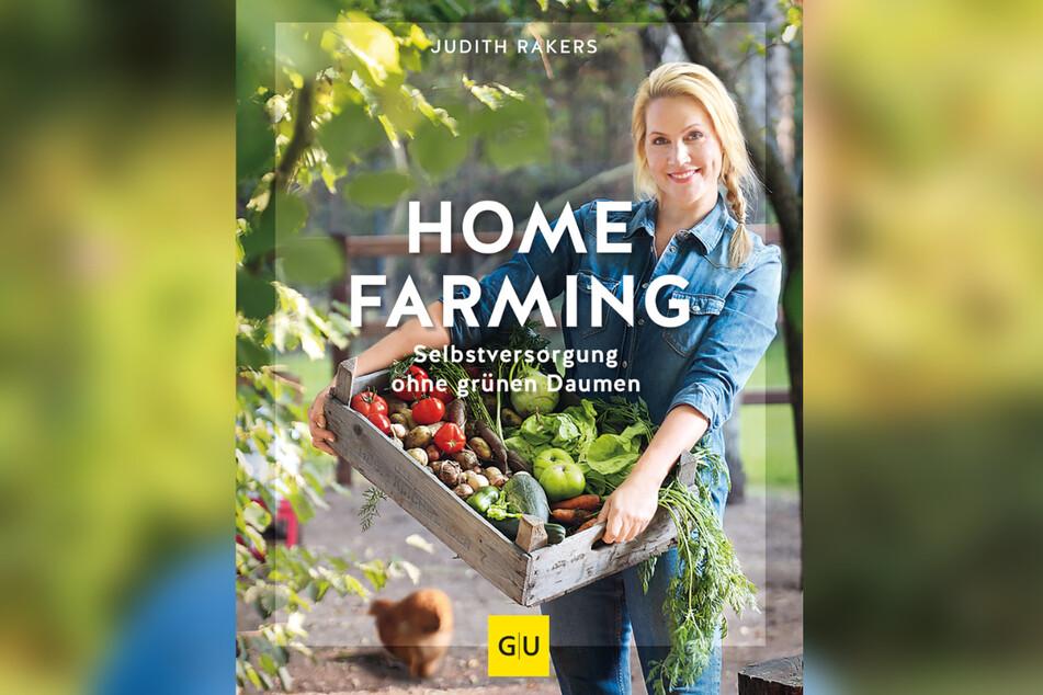 """Das Buch """"Homefarming"""" von Moderatorin Judith Rakers wurde kürzlich veröffentlicht."""