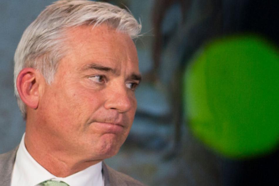 Kritisiert Grüne wegen Fundamentalismus: Innenminister Thomas Strobl (CDU). (Symbolbild)