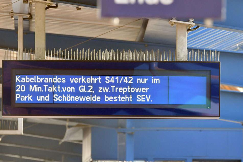 In verschiedenen Bundesländern ist der Zugverkehr weiterhin stellenweise eingeschränkt. Die Strecken Hamburg-Lübeck, Köln-Dortmund, die Berliner S-Bahn und der Raum Leipzig/Dresden ist betroffen.