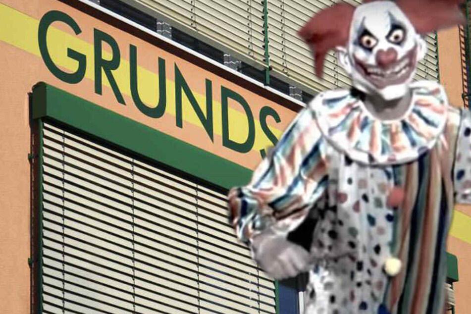 Bei Horror-Clowns vergeht vielen das Lachen. (Symbolbild)