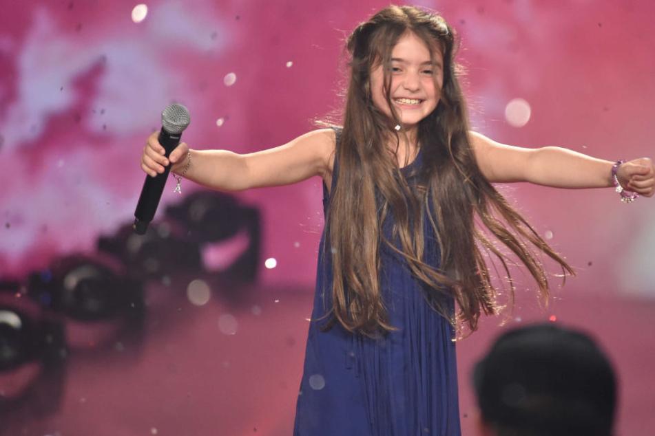 """Anisas Siegersong war """"Let it Go"""" von Mega-Star Demi Lovato."""