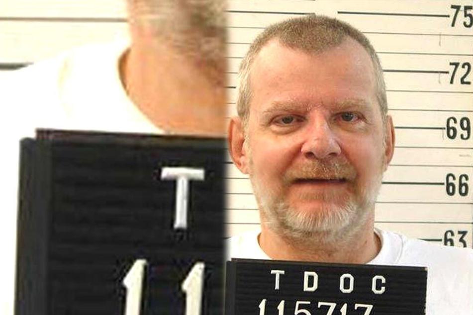 Stephen Michael West (56) vergewaltigte auch das jüngere der beiden Opfer.