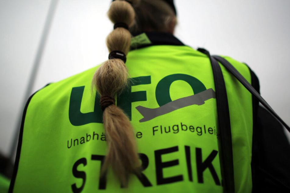 Der Streik soll am Sonntag an den Standorten Frankfurt und München erfolgen (Archivbild).