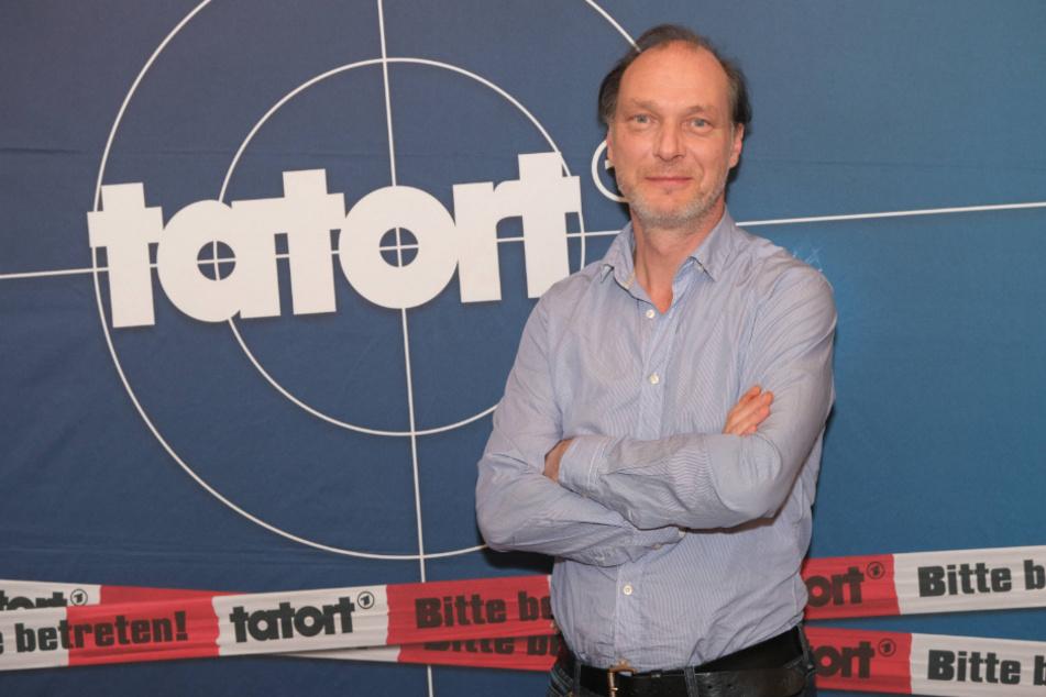 """Martin Brambach (52) ist sonst Tätern im Dresden-""""Tatort"""" auf der Spur."""