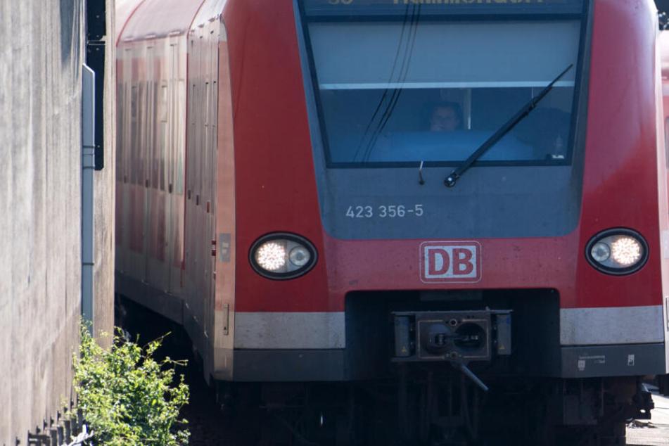 Wasser in Tunnel der Stammstrecke: S-Bahn-Verkehr beeinträchtigt
