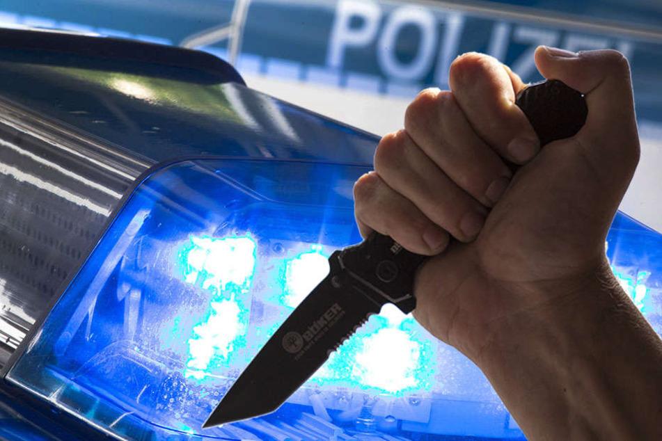 Ein 42-Jähriger erlitt bei dem Messerangriff tödliche Verletzungen.