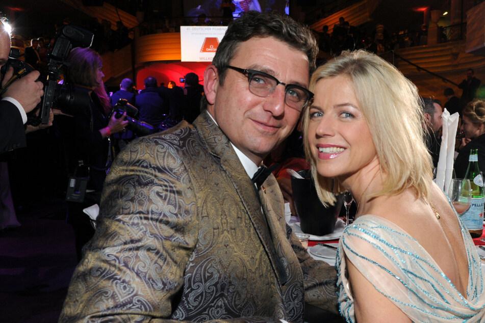 Hans Sigl und seine Frau Susanne bei einer Veranstaltung im Jahr 2014.