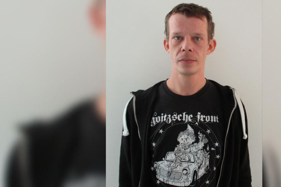 Der 36-Jährige floh vor einem Monat aus dem Gefängnis.