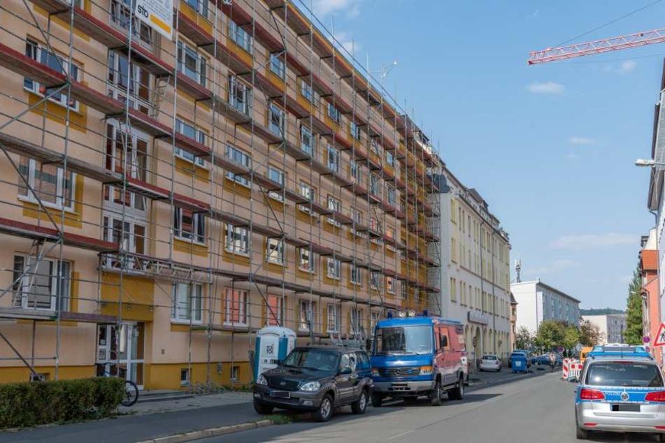 In einer Jenaer Wohnung kam es zu dem Mord.