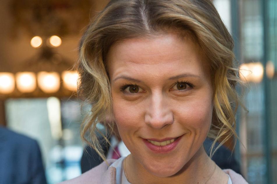 Auch auf Plastik versucht die 38-jährige Franziska Weisz zu verzichten.