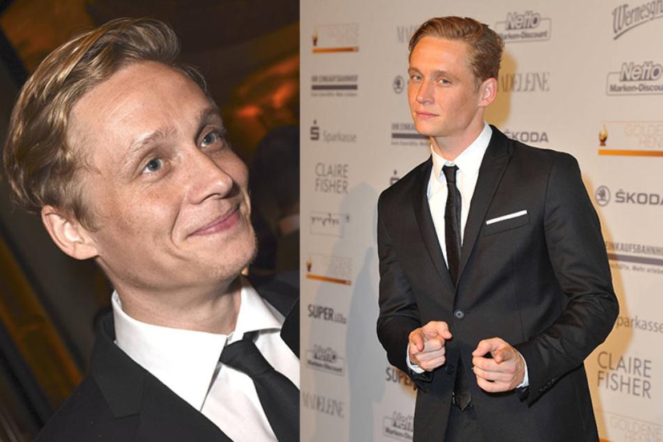 "Matthias Schweighöfer (35) verfilmt Michael Nasts Bucherfolg ""Generation Beziehungsunfähig""."