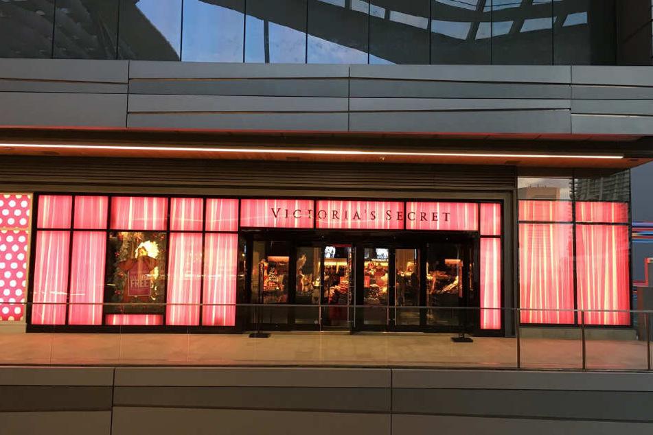 53 solcher Stores muss Victoria's Secret schließen