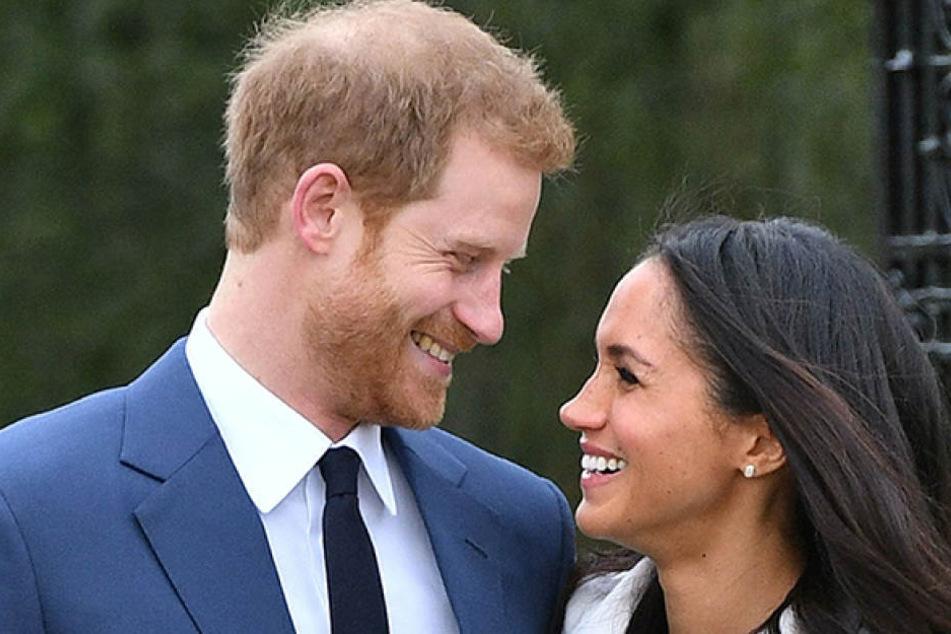 Am 19. Mai wollen sich Prinz Harry (33) und seine Meghan Markle (36) das Ja-Wort geben.
