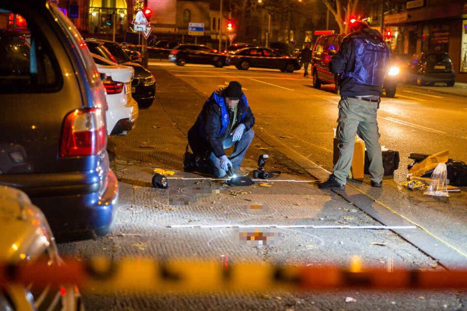 Nachbarschaftsfehde endet in blutigem Straßenkampf