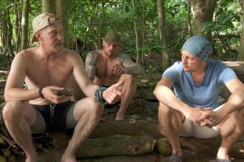 Björn erzählt von seinen Erfahrungen als Soldat.