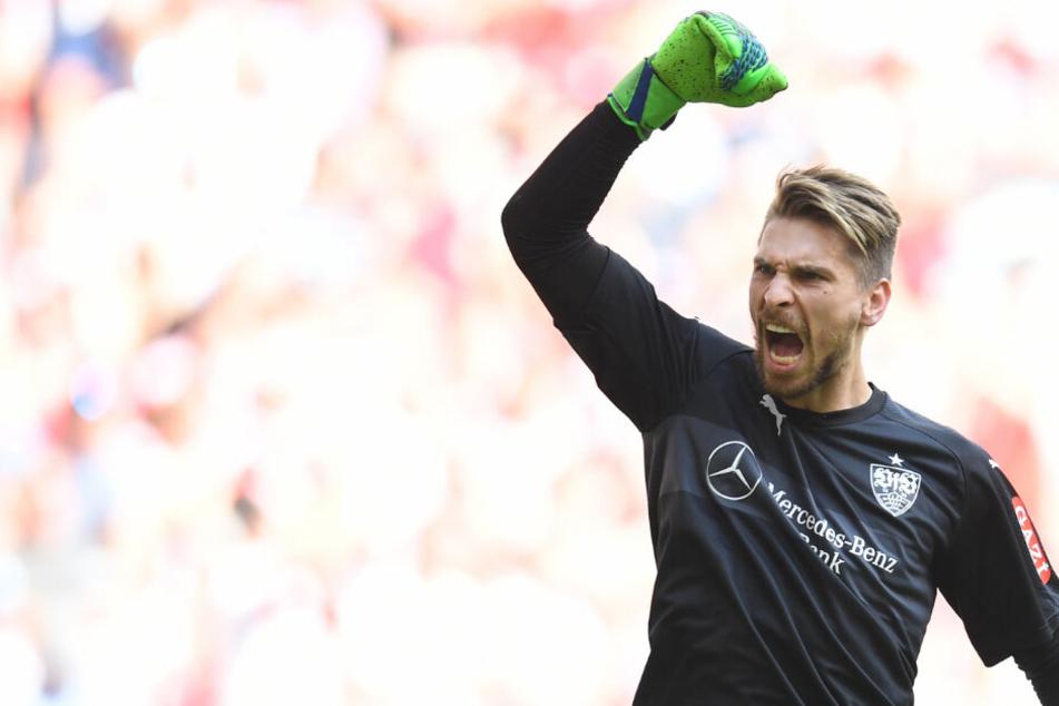 Zieler hält seinen Ex-Club VfB für das stärkste Team der zweiten Liga.