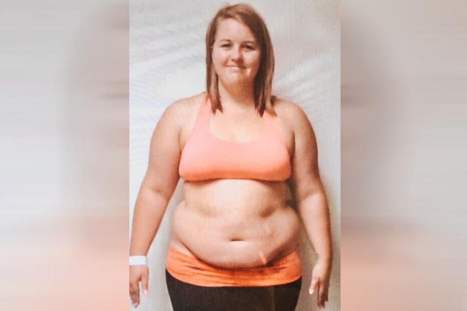 Kylie Hansen (27) wog einst bis zu 116 Kilogramm.