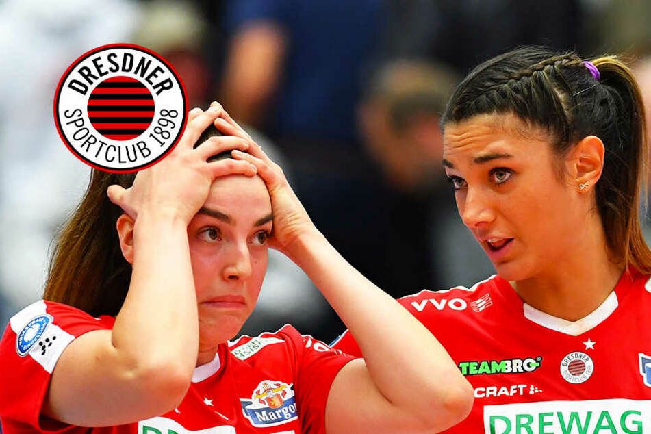 DSC-Spielabsage verhindert: Doch Dresdner SC kassiert zum Start bittere Heimpleite