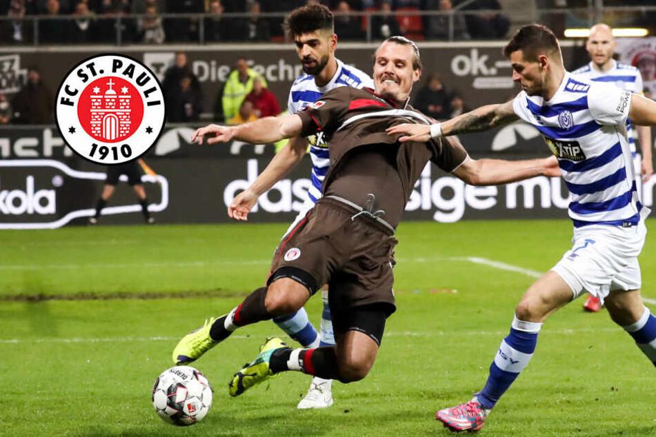 Deutlich bessere Leistung: FC St. Pauli zeigt Stärke, holt aber nur einen Punkt!