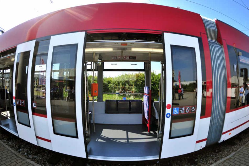 In den Bussen und Bahnen der EVAG können zu jederzeit Fahrkarten käuflich erworben werden.
