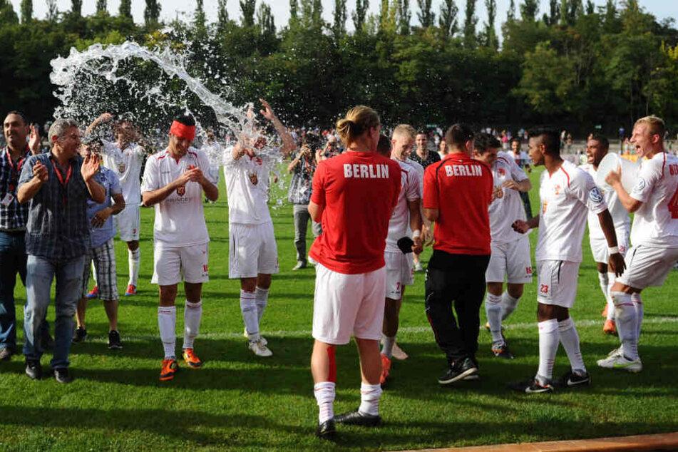 Der Berliner AK feierte seinen größten Erfolg mit dem Sieg gegen die TSG 1899 Hoffenheim (4:0) im DFB-Pokal.