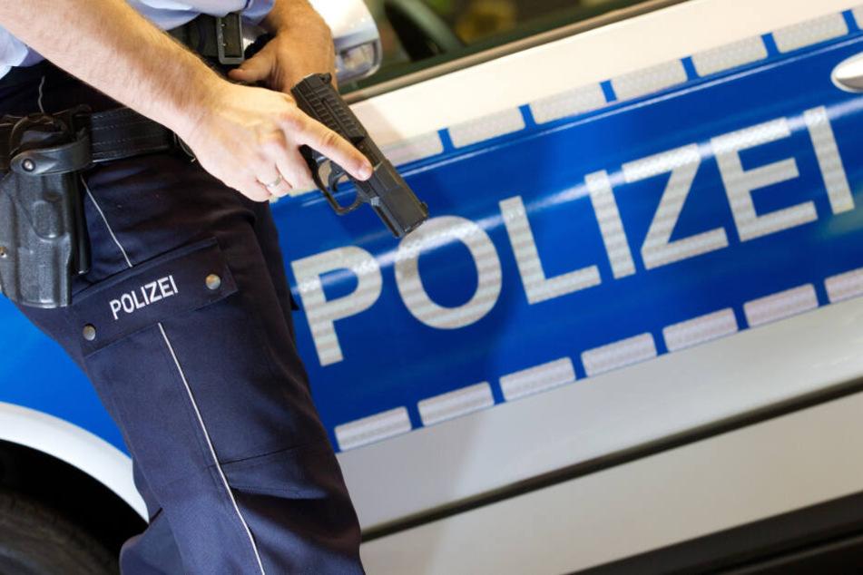 Die Beamten konnten den flüchtigen Täter festnehmen. (Symbolbild)