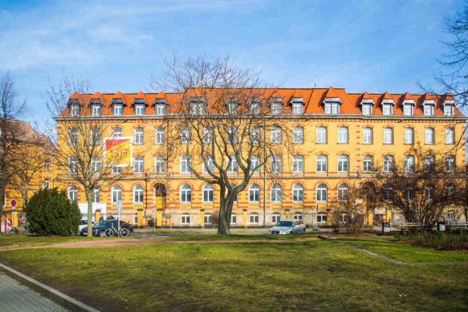 Der Dienstsitz ab Ende 2020 am Neustädter Bahnhof.