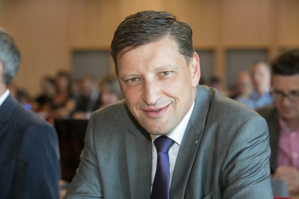 Jens Genschmar will auch für die Freien Wähler antreten.