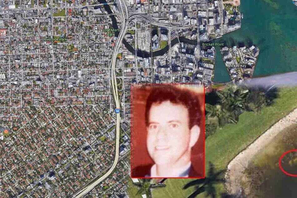 Auf Google Earth: Mann sucht früheres Zuhause und macht grausamen Fund!